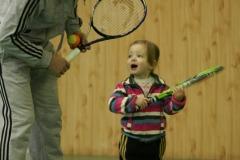 32/182: Теннис - возможно не единственный вид спорта, но лучший, как вид, с которого детям нужно начинать