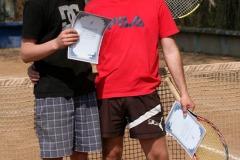 """5/66: Теннисный турнир """"Открытие сезона 2009"""""""