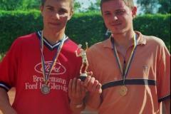 7/66: Чемпионат города 2001