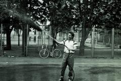 4/34: Корты медучилища (1985-1988)
